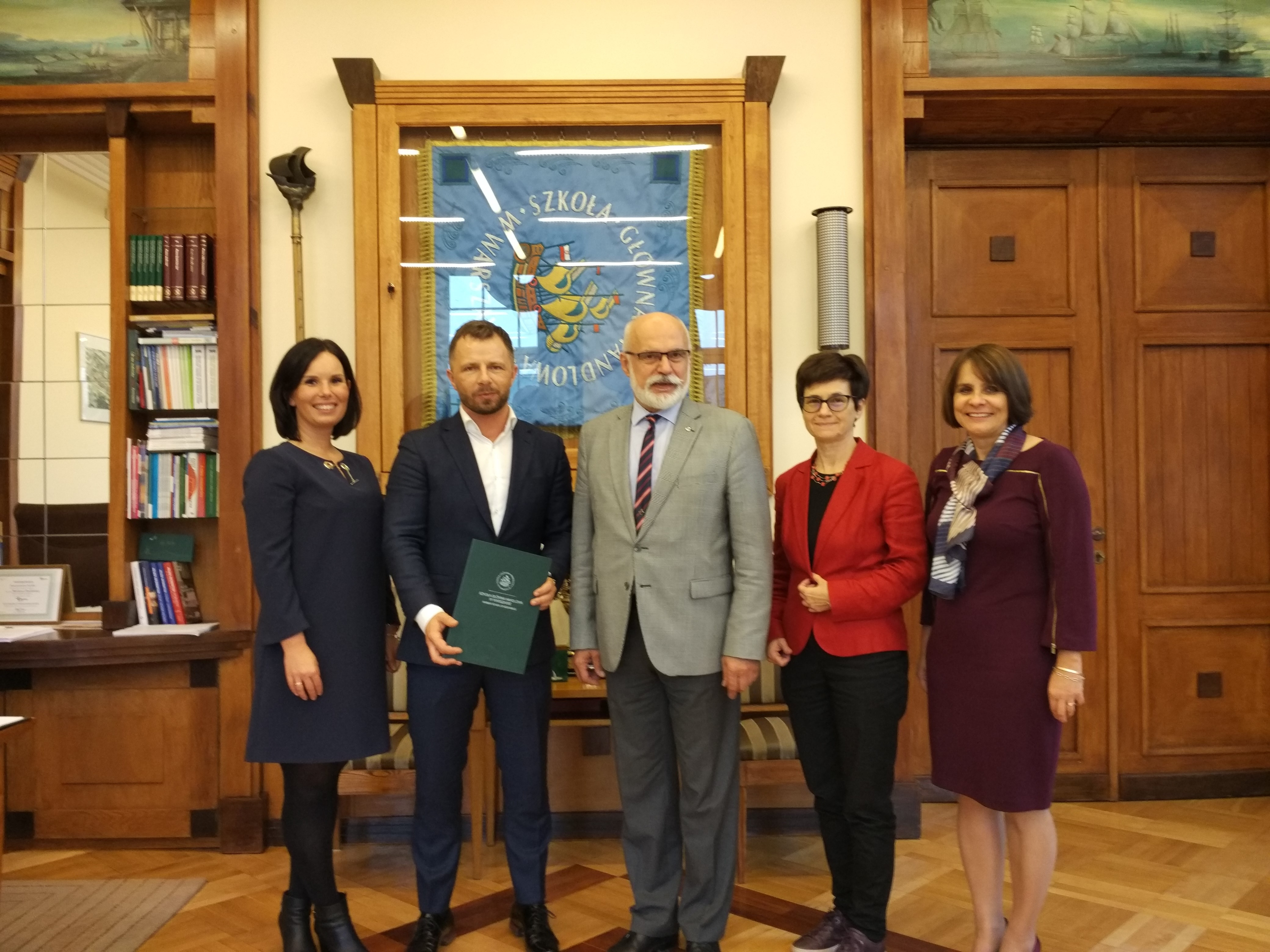 Partnership of VGL Group and Warsaw School of Economics
