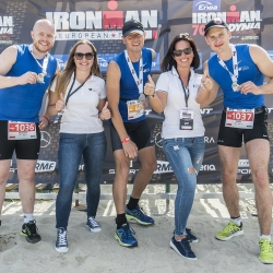 Coverage of ENEA IRONMAN 70.3 GDYNIA